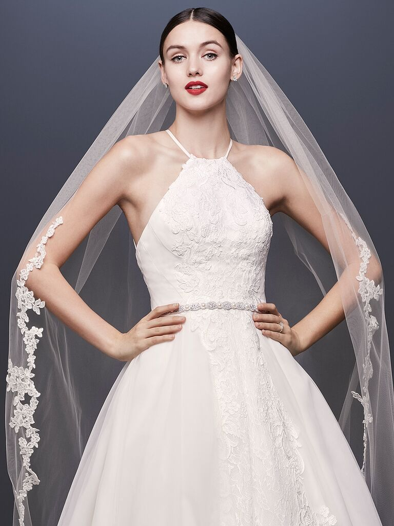 2d6ce307e7 Truly Zac Posen Spring 2019 Collection  Bridal Fashion Week Photos