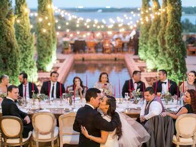 This Is The Ultimate Napa Valley Wedding (But It Took Place In Florida!)