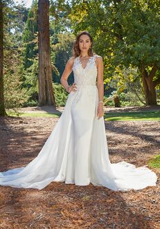 Pallas Athena PA9330N Sheath Wedding Dress