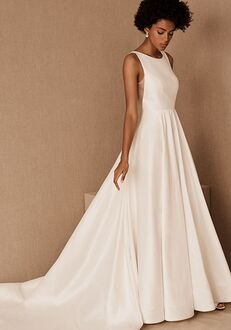 BHLDN Jenny by Jenny Yoo Ashton Gown A-Line Wedding Dress