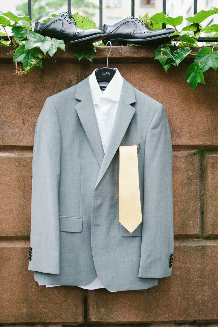 Gray Formalwear