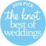 2016 Best of Weddings Winner