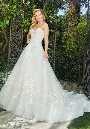 Casablanca Bridal 2412 Bethany A-Line Wedding Dress