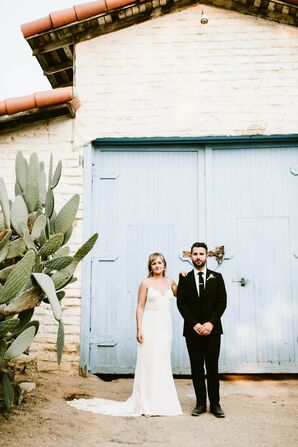 Chic, Bohemian Outdoor Wedding in Carlsbad