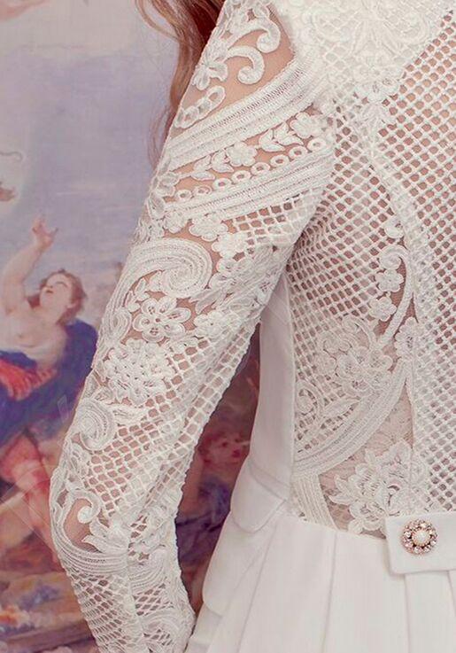 DevotionDresses Emilia Sheath Wedding Dress