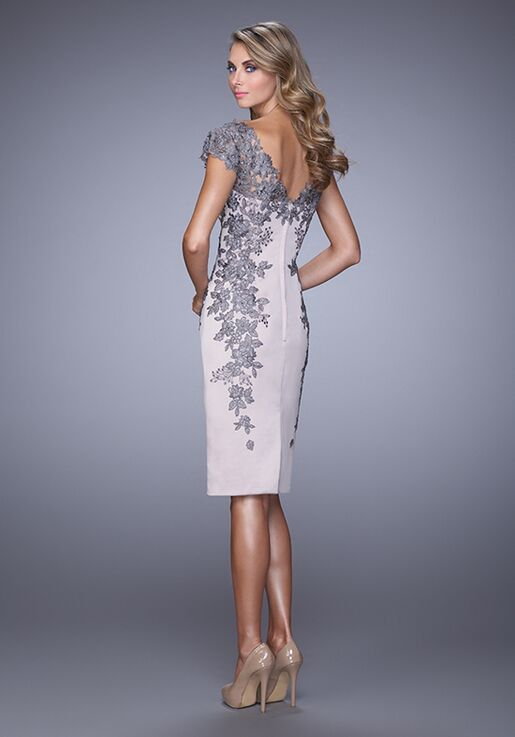 65fc9a57cd La Femme Evening 21683 Mother Of The Bride Dress - The Knot