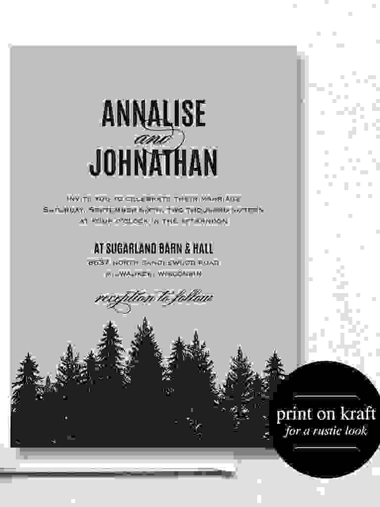 Free Wedding Invitation Templates You Ll Love