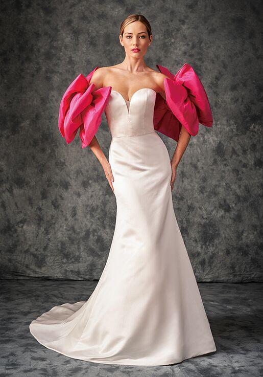 Privé by Jasmine A229002 A-Line Wedding Dress