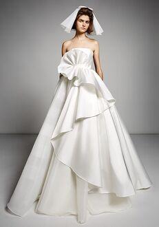 Viktor&Rolf Mariage SCULPTURAL VOLANT SWIRL GOWN Ball Gown Wedding Dress