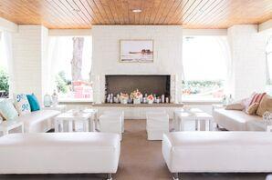 White Modern, Indoor Lounge Furniture