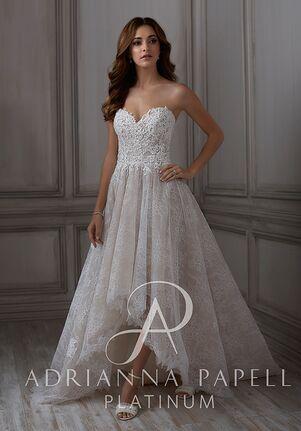 Adrianna Papell Platinum Eleanora A-Line Wedding Dress