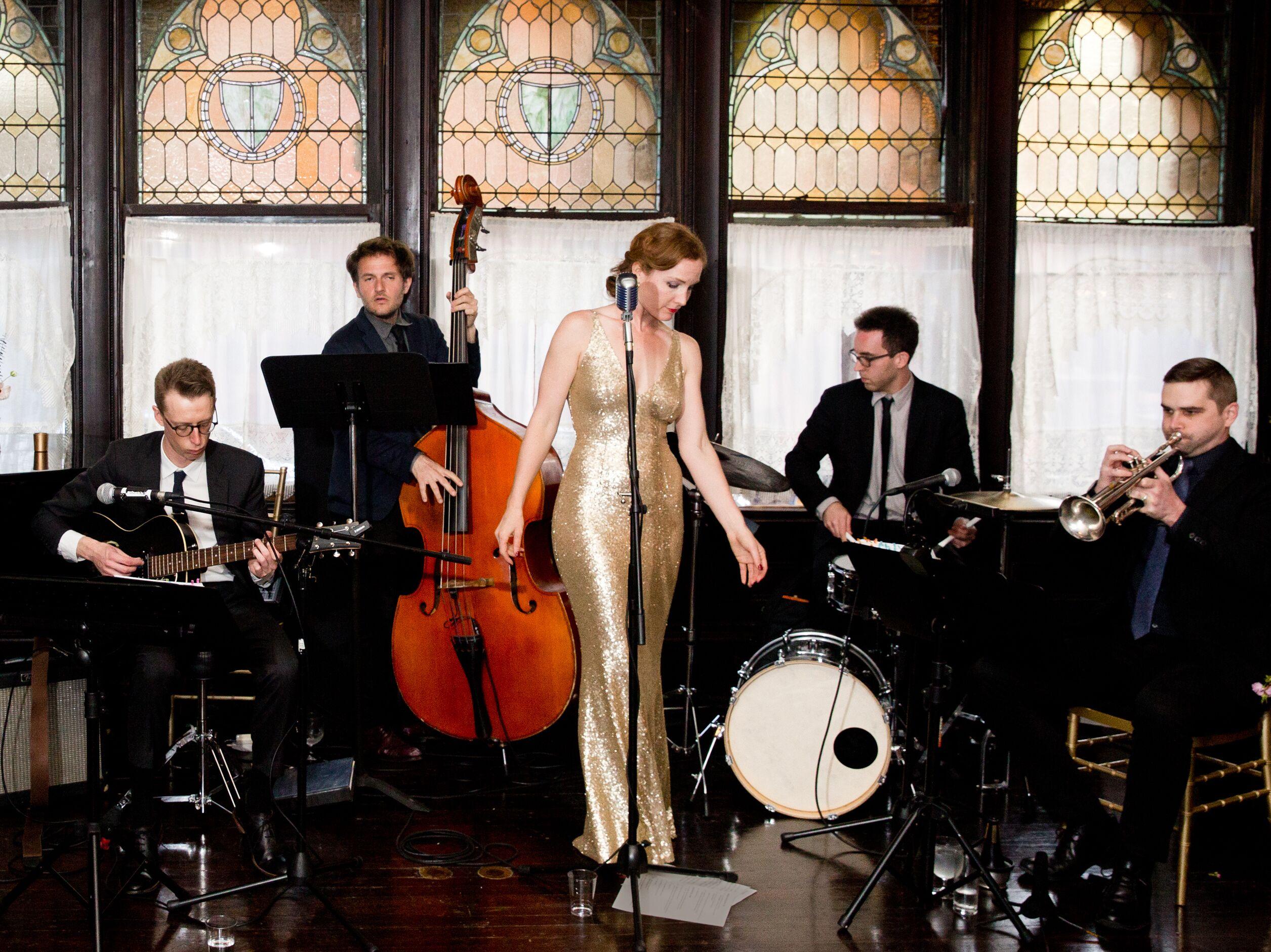 Eden Lane - Jazz Band - Brooklyn, NY