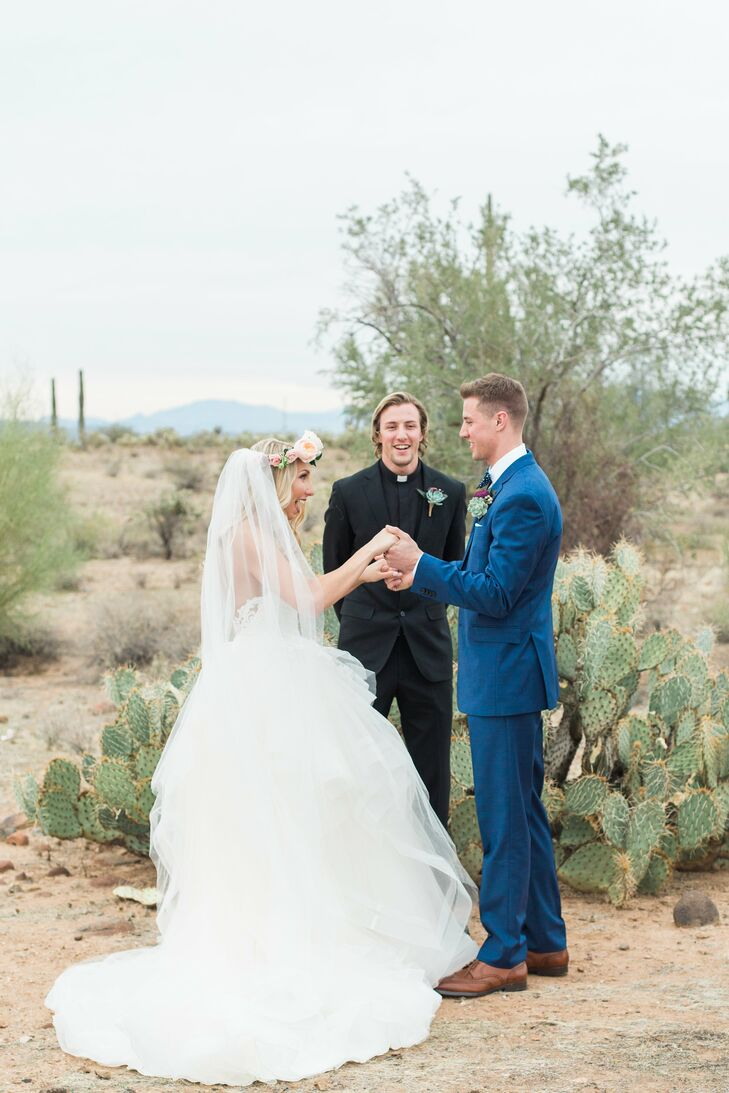Intimate Desert Elopement