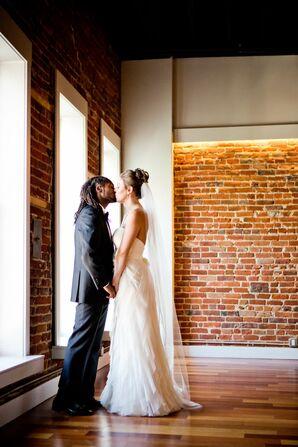 Modern, Urban 2127 Larimer Wedding Venue