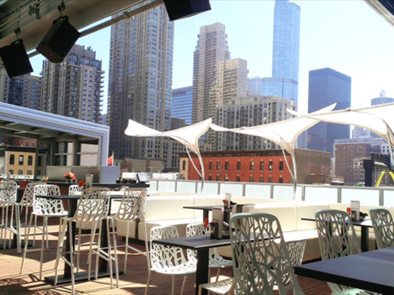 Outdoor Wedding Venues in Chicago