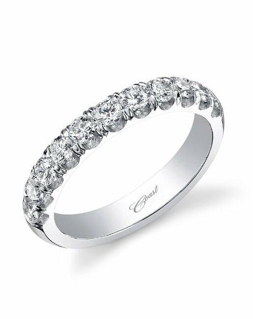 Coast Diamond Charisma Collection - WZ5001H White Gold Wedding Ring