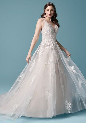 Maggie Sottero WINSLOW A-Line Wedding Dress