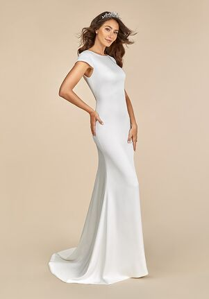 Moonlight Tango T882 Mermaid Wedding Dress