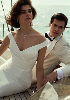 Justin Alexander Anastasia Wedding Dress