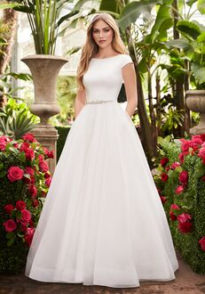 Mikaella 2253 Ball Gown Wedding Dress