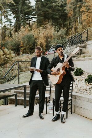 Acoustic Ceremony Musicians in Asheville, North Carolina