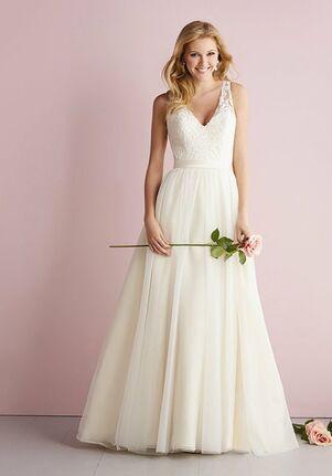 Allure Romance 2716 A-Line Wedding Dress