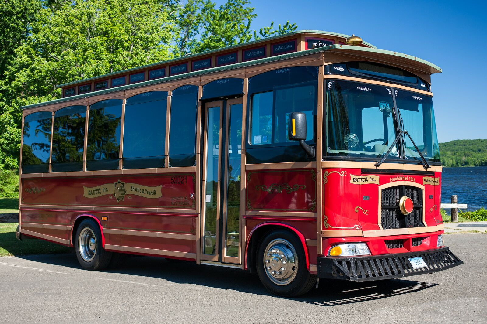 Dattco Weddings Special Events Transportation The Knot