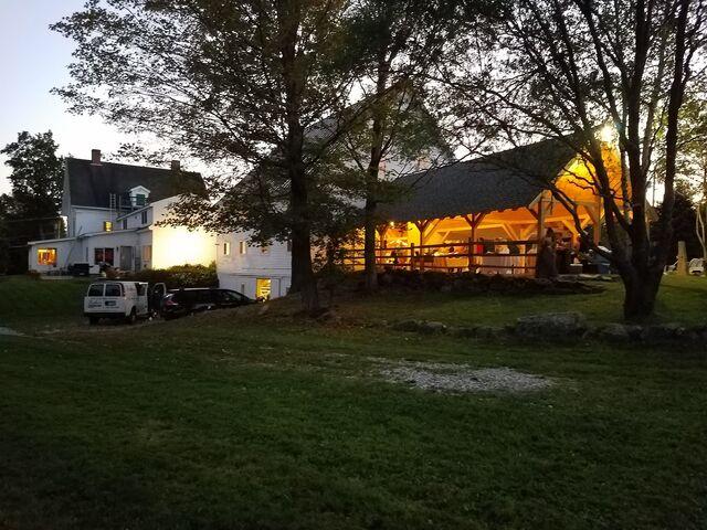Andover Barn Reception Venues Andover Nh