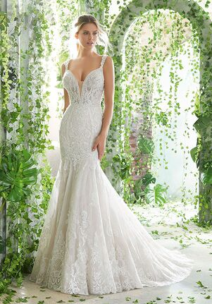 AF Couture: A Division of Morilee by Madeline Gardner Provence Mermaid Wedding Dress