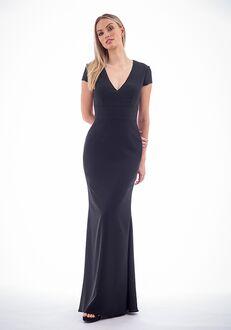 JASMINE P226058 V-Neck Bridesmaid Dress