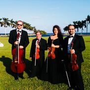 Miami, FL String Quartet | Eleganza Strings