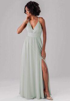 Kennedy Blue Ryan V-Neck Bridesmaid Dress