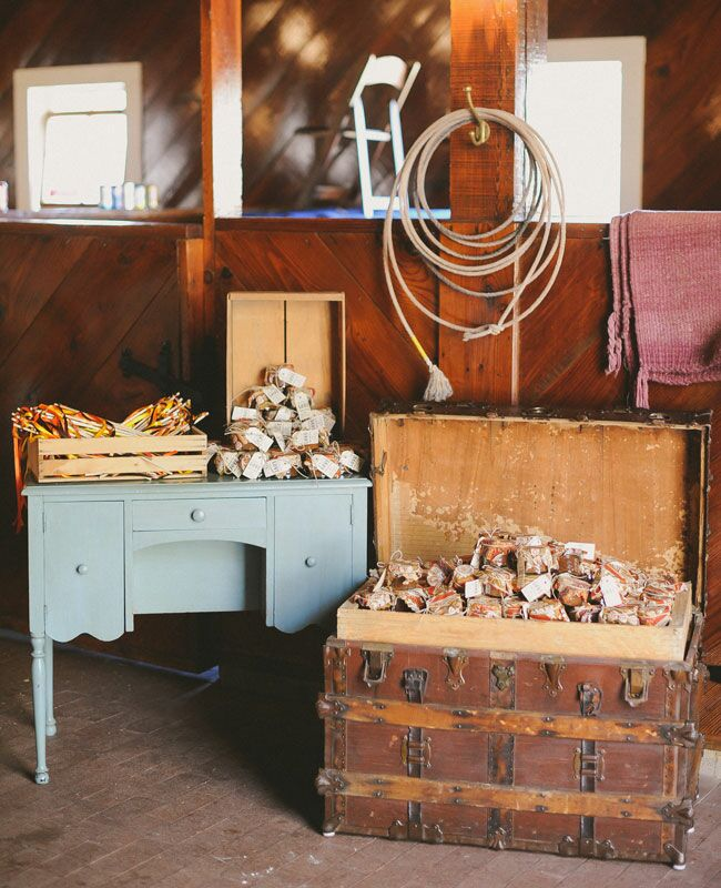 June Wedding Ideas: A Rustic Fall Wedding In Texas With Tons Of Pumpkins