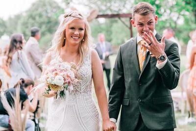 Ashleigh Morgan Weddings + Events