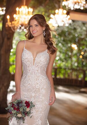 Essense of Australia D2771 Wedding Dress
