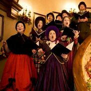 Los Angeles, CA Christmas Carolers | The Lola Bard Holiday Carolers