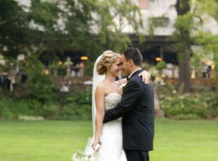The Bride Deanna Indriolo, 28, a pediatric resident The Groom David (Dave) Barry, 29, a medical sales representative The Date September 3  Working wit