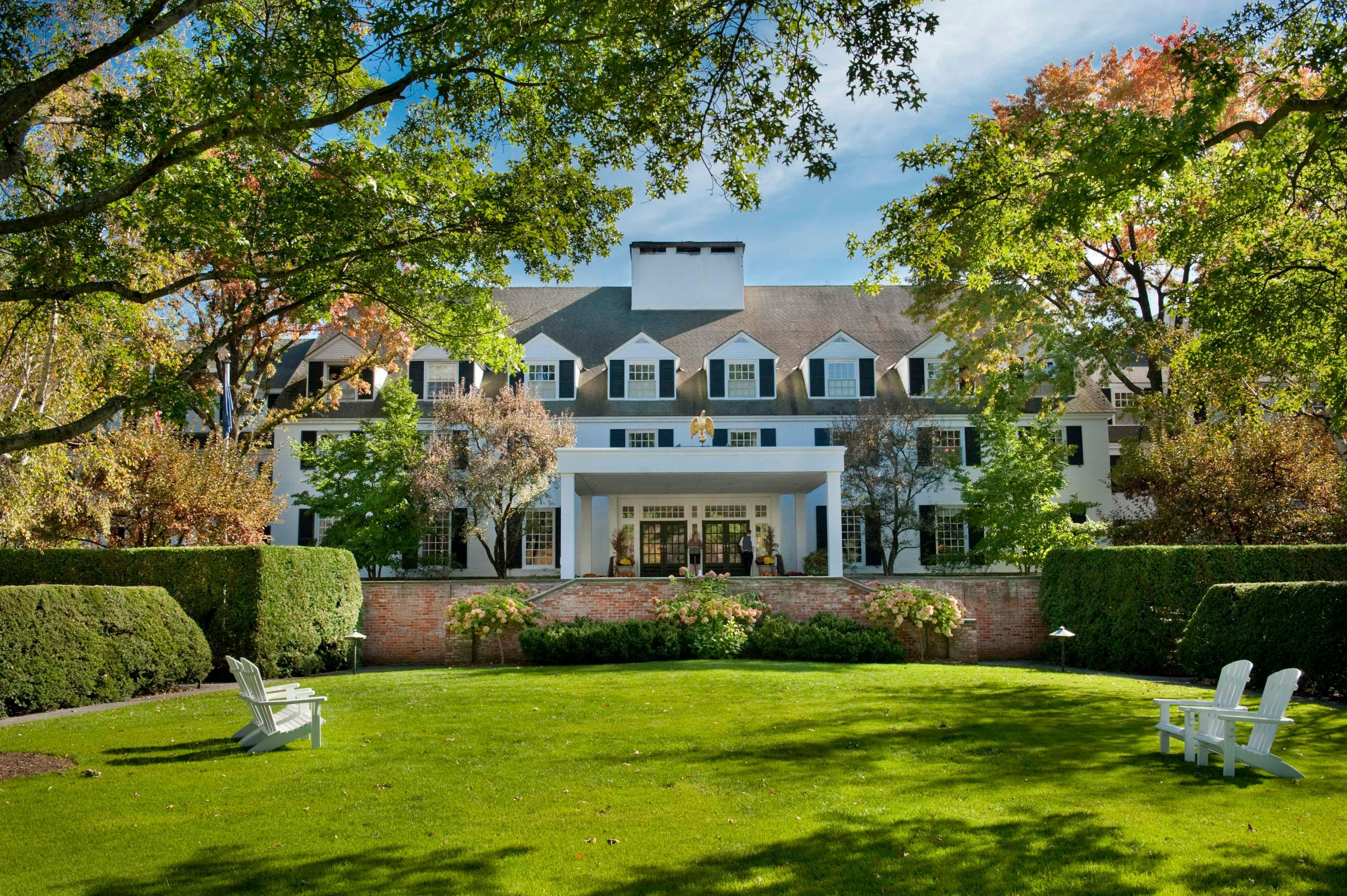 The Woodstock Inn Resort