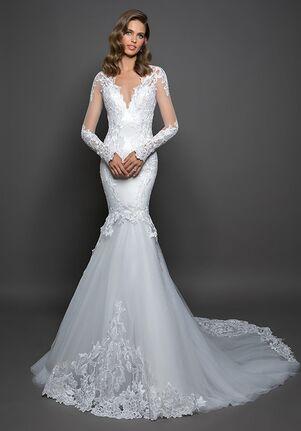 LOVE by Pnina Tornai for Kleinfeld 14596 Mermaid Wedding Dress