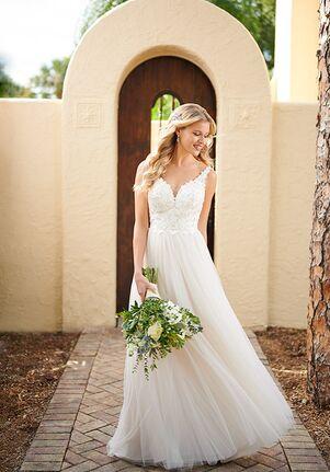Stella York 7204 A-Line Wedding Dress
