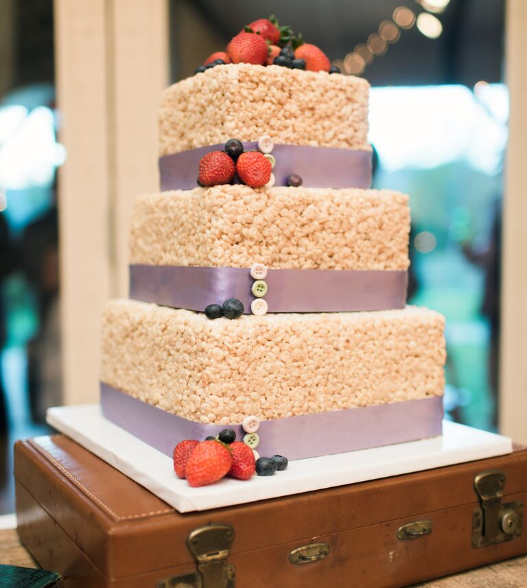 Delicious Wedding Desserts That Arent Cake