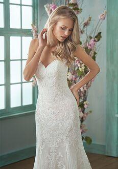 Jasmine Collection F201017 Mermaid Wedding Dress