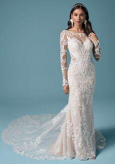 Maggie Sottero LYDIA Sheath Wedding Dress
