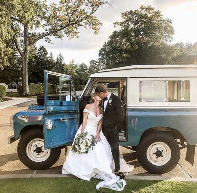 BluLandie - Vintage Land Rover Rental