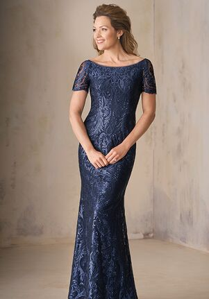 Jade Couture Mother of the Bride by Jasmine VK208009 Blue Mother Of The Bride Dress