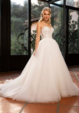 Casablanca Bridal 2379 Chelsi Ball Gown Wedding Dress