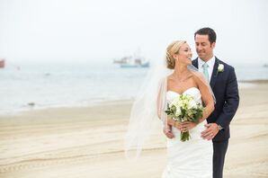 Alexandria and Brennan's Seaside Couples Pictures
