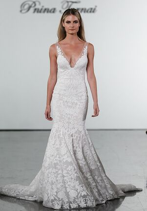 Pnina Tornai for Kleinfeld 4733 Mermaid Wedding Dress