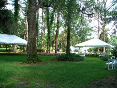 Marie's Tables and Tents