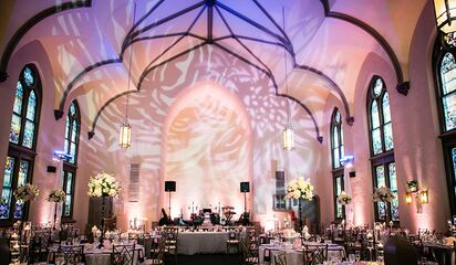 Patty Long Catering's 9th Street Abbey | Reception Venues - St